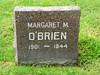 Margaret M. O'Brien