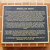 The Angel of Hope Plaque