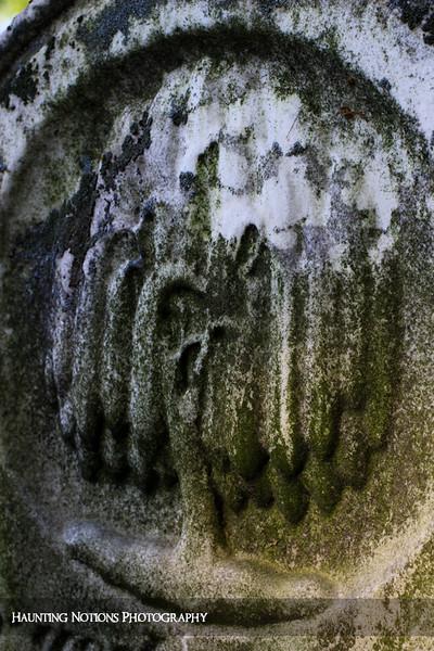 Weep No More (Pilgrim Home Cemetery, Holland MI)