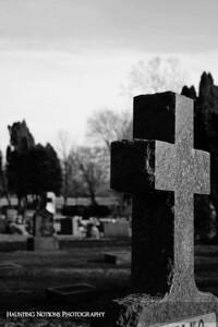 Crossed (Mount Olivet Cemetery, Battle Creek MI)
