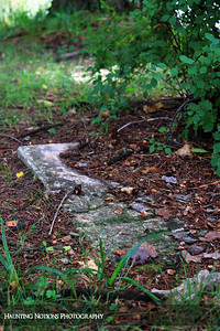 Mulched (Parmalee Cemetery, Parmalee MI)