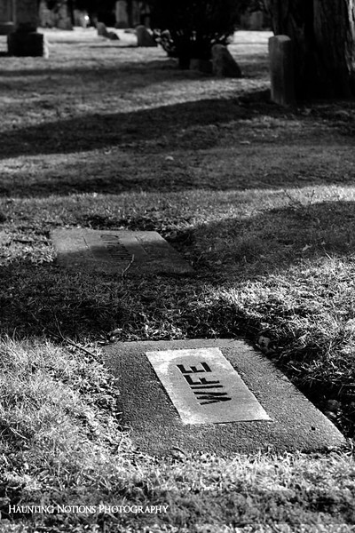 Stating The Obvious (Mount Olivet Cemetery, Battle Creek MI)