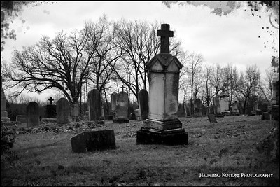 Antiquated (Saint Patrick's Cemetery, Bowne Township MI)