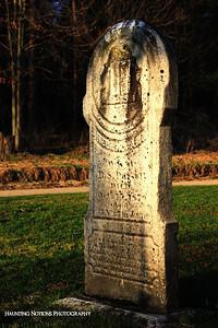 Sundown (Dowling Cemetery, Dowling MI)