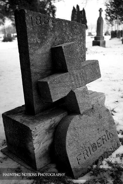 Slashed (Saint Stanislaus Cemetery, Dorr Township MI)