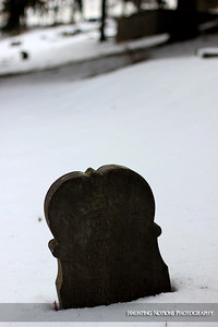 Drifting (Ada Cemetery, Ada MI)