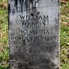 Revolutionary (Cades Cove Primitive Baptist Church Cemetery, Great Smoky Mountains National Park TN)