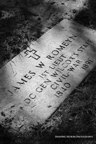 The Lieutanant (Elmwood Cemetery, Detroit MI)