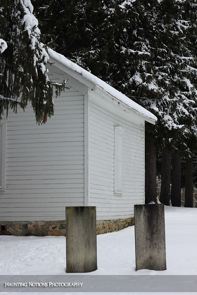 Cabin Built For Two (Rutland Township Cemetery, Barry County MI)
