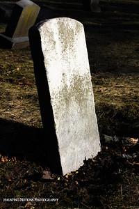 Whitewashed (Garfield Park Cemetery, Kentwood MI)