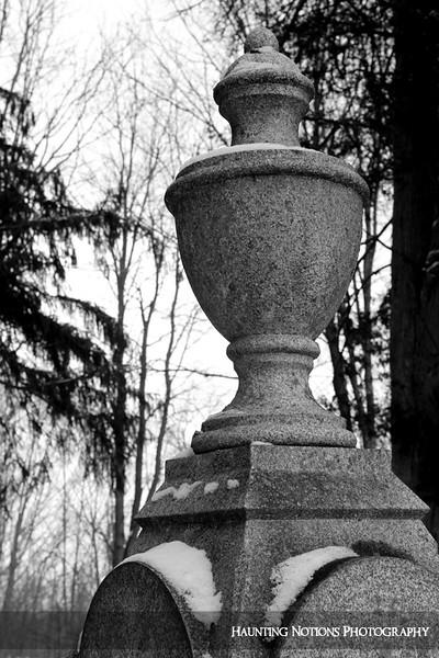 Vessel (Parmalee Cemetery, Parmalee MI)