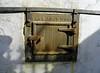 Crematory #2 retort door