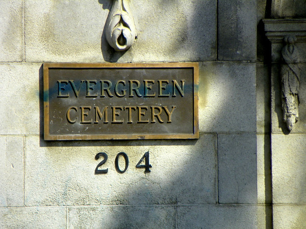 On a hot, dry August day in 1877, Mayor Frederick A. MacDougal of Los Angeles officially established Evergreen Memorial Park, in what is now known as Boyle Heights, as the first official and sanctioned cemetery in the city of Los Angeles.