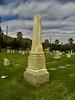 Hart Family obelisk