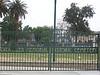 Evergreen Memorial Historic Cemetery gate