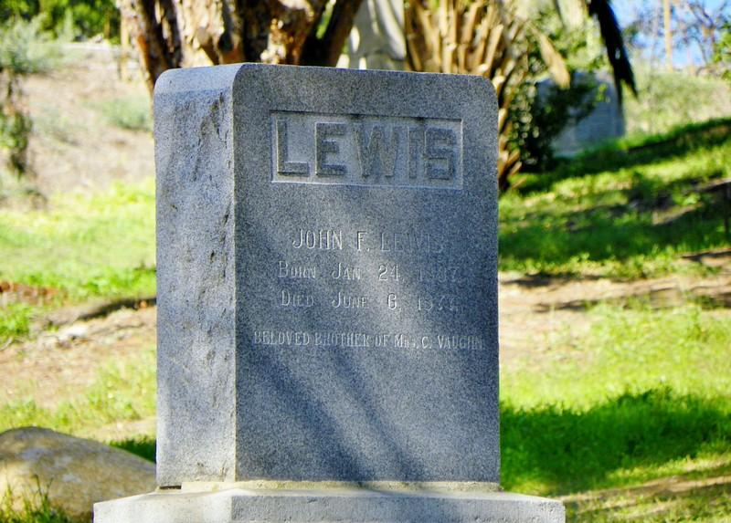 John F. Lewis
