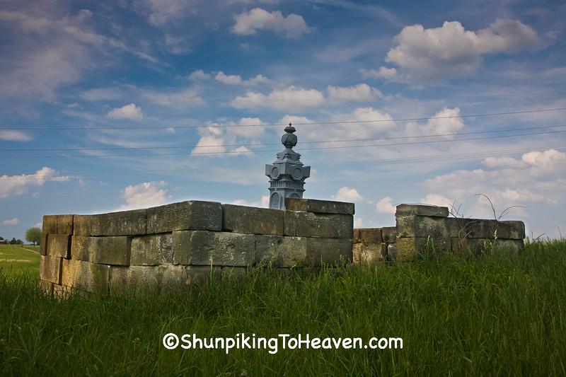 Ream Family Cemetery, Fairfield County, Ohio