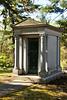 Starker Mausoleum, Aspen Grove Cemetery, Burlington, Iowa