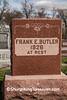 Grave of Frank E. Butler, Darke County, Ohio