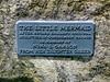The Little Mermaid memorial plaque