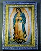 Our Lady of Guadalupe in the lobby of Crucifixion-Resurrection