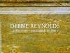 Debbie Reynolds, age 84