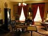 Replica of Henry Wadsworth Longfellow's Craigie House Study