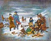 """""""Washington and Lafayette at Valley Forge"""""""