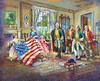 """""""Betsy Ross Makes Our First Flag"""""""