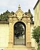 Beautiful gate structure