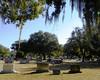 Ancient headstones