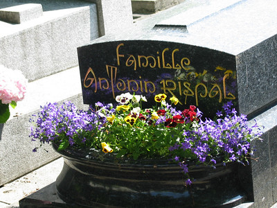 Famille Antonin Rispal