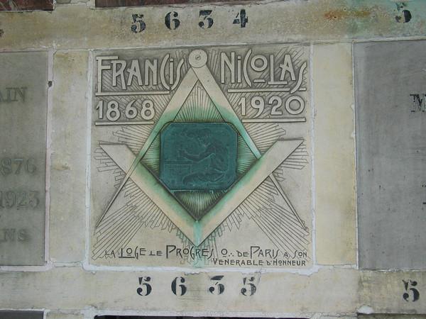 Francis Nicolas