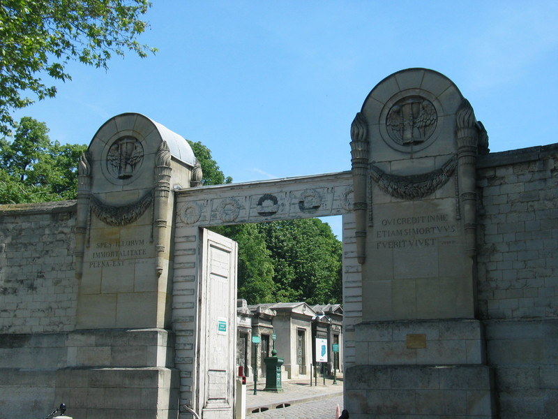 Entrance (Boulevard De Menilmontant)