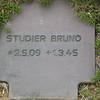 Studier Bruno. b. 2.5.09   d. 1.3.45