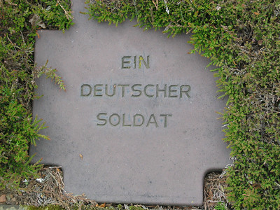 Ein Deutscher Soldat