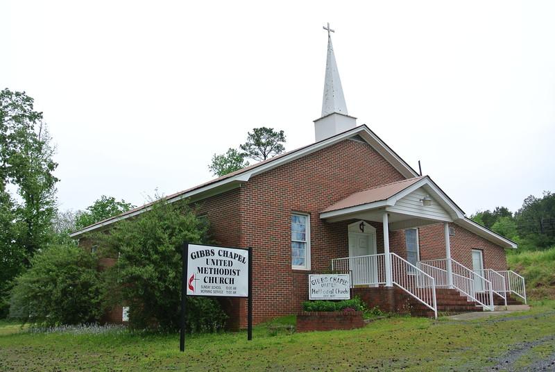 Gibbs-Chapel-Methodist