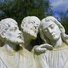 Judas, Peter and John