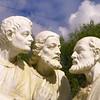 Matthew, Thaddeus and Simon