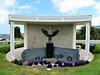 Memorials plaques for all U. S. Service members.