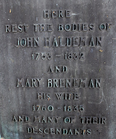 Halderman Family Cemetery, Bainbridge, PA