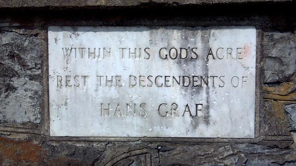 Hans Graf God's Acre, Marietta, PA
