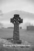Celtic Cross at St. John's Cemetery, Watauga County, North Carolina