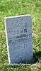 Gravestone of John Lehner, Plain, Wisconsin