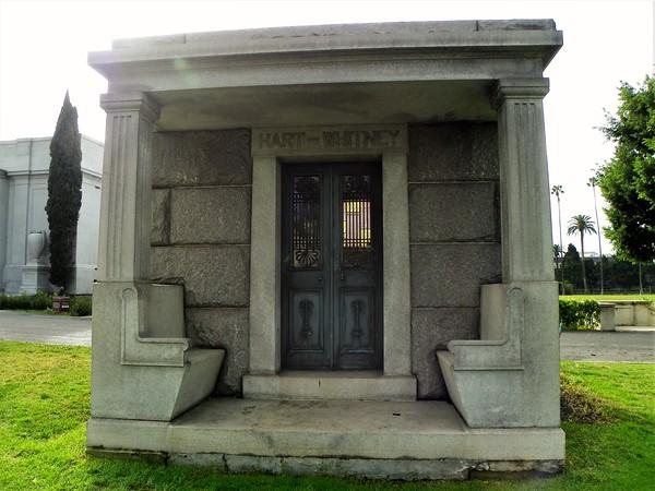 Hart-Whitney family mausoleum