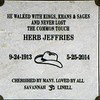 """Herb Jeffries was 3/8 African-American but was perceived as America's first black singing cowboy. Lived to age 100. Read all about it here - <a href=""""https://en.wikipedia.org/wiki/Herb_Jeffries"""">https://en.wikipedia.org/wiki/Herb_Jeffries</a>"""