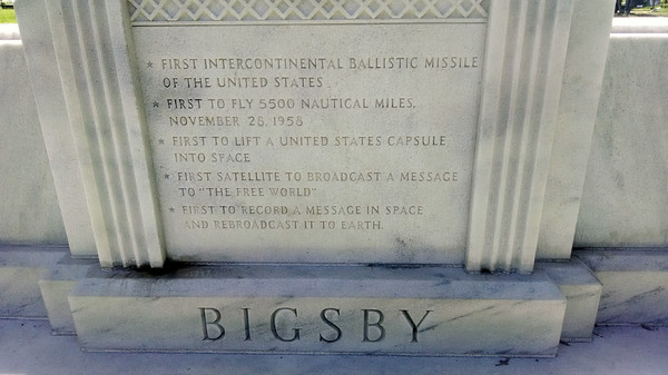 The history of Bigsby's Atlas Rocket