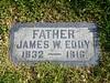 Colonel James W. Eddy, friend of Abraham Lincoln, Secretary of War, builder of L.A.'s Angel's Flight tram