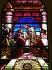 Communion Stained Glass