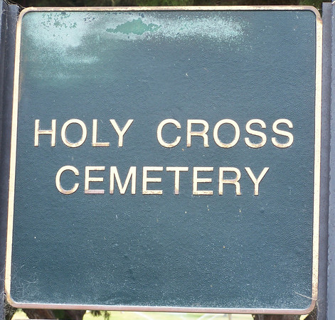 Holy Cross Sign